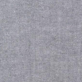 コットン×無地(ブラック)×オックスフォード・シャンブレー サムネイル1