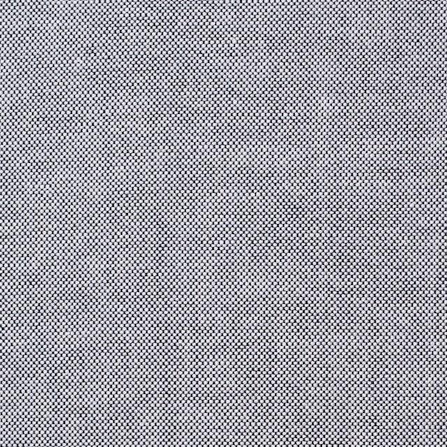 コットン×無地(ブラック)×オックスフォード・シャンブレー イメージ1