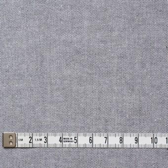 コットン×無地(ブラック)×オックスフォード・シャンブレー サムネイル4