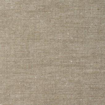 コットン&リネン×無地(モカブラウン)×オックスフォード・シャンブレー サムネイル1