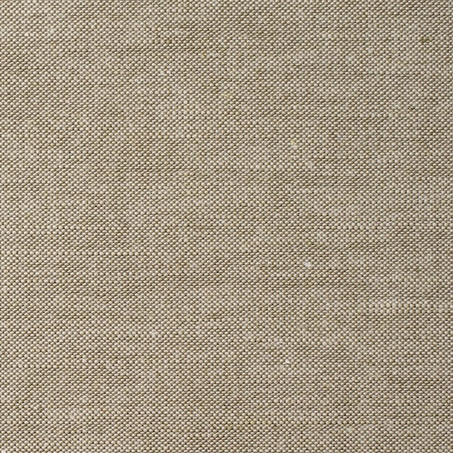 コットン&リネン×無地(モカブラウン)×オックスフォード・シャンブレー イメージ1