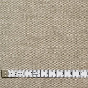 コットン&リネン×無地(モカブラウン)×オックスフォード・シャンブレー サムネイル4