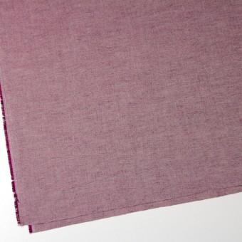 コットン×無地(チェリーピンク&ブラック)×オックスフォード・シャンブレー サムネイル2