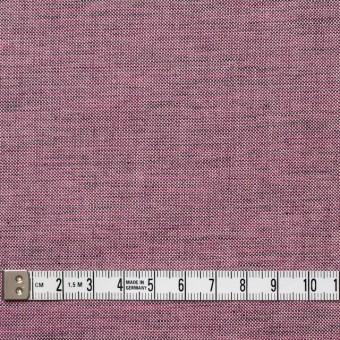 コットン×無地(チェリーピンク&ブラック)×オックスフォード・シャンブレー サムネイル4