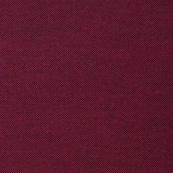 コットン×無地(エンジ)×オックスフォード・シャンブレー サムネイル1
