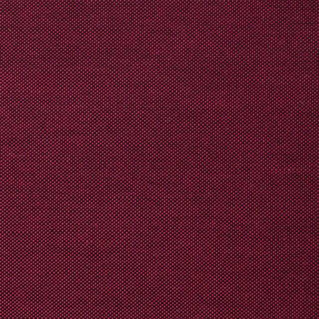 コットン×無地(エンジ)×オックスフォード・シャンブレー イメージ1