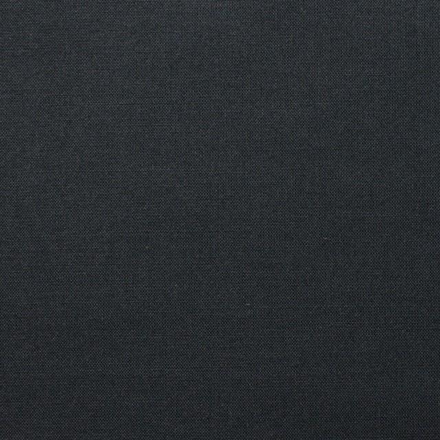 コットン×無地(ブラック)×ボイル_全4色 イメージ1