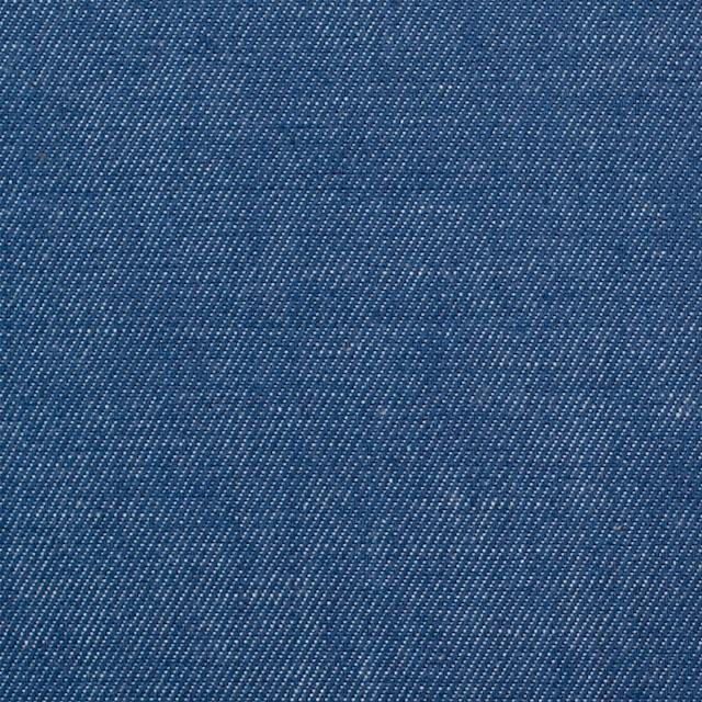 コットン×無地(インディゴブルー)×デニム イメージ1