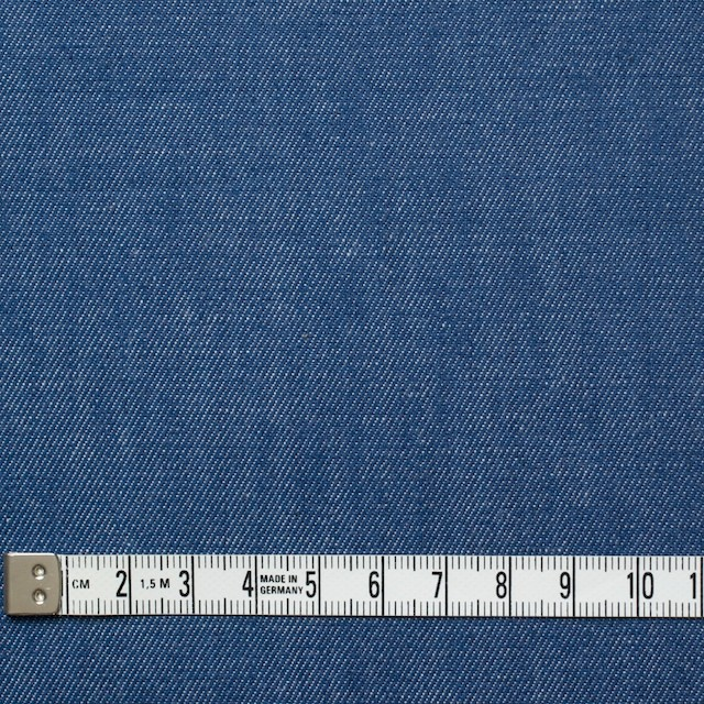 コットン×無地(インディゴブルー)×デニム イメージ4