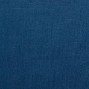 コットン&リネン×無地(ブルー)×薄サージ サムネイル1