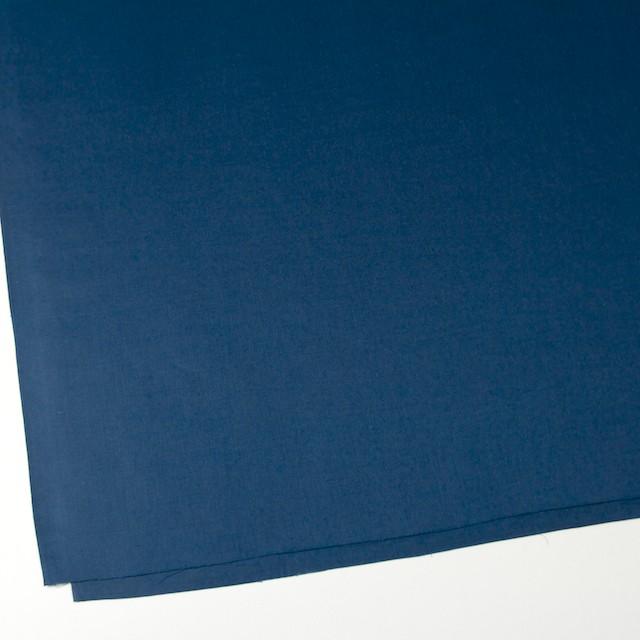 コットン&リネン×無地(ブルー)×薄サージ イメージ2