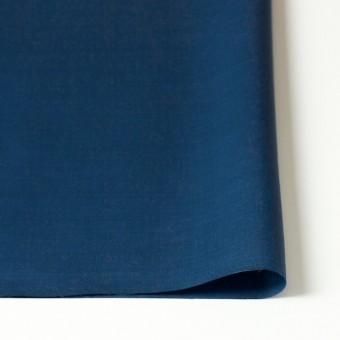 コットン&リネン×無地(ブルー)×薄サージ サムネイル3