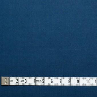 コットン&リネン×無地(ブルー)×薄サージ サムネイル4