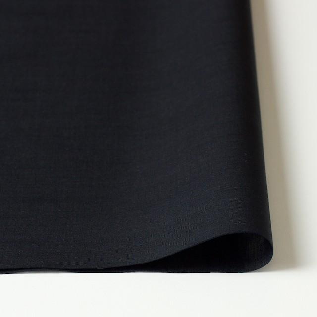 コットン&リネン×無地(ブラック)×ボイル イメージ3