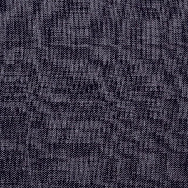 リネン×無地(プラムグレー)×ボイル イメージ1