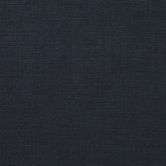 リネン×無地(チャコールブラック)×ブロード サムネイル1