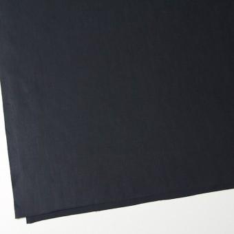 リネン×無地(チャコールブラック)×ブロード サムネイル2