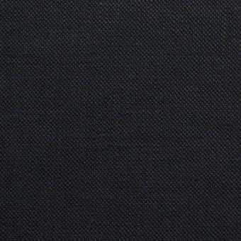 リネン×無地(ブラック)×オックスフォード サムネイル1