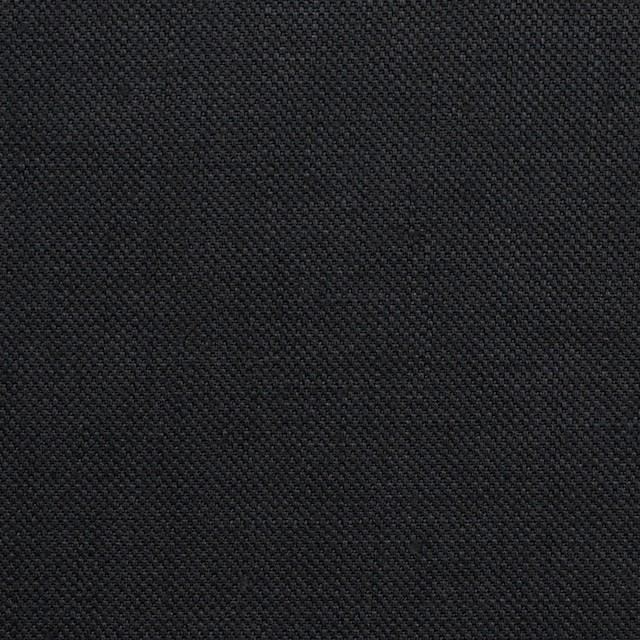 リネン×無地(ブラック)×オックスフォード イメージ1