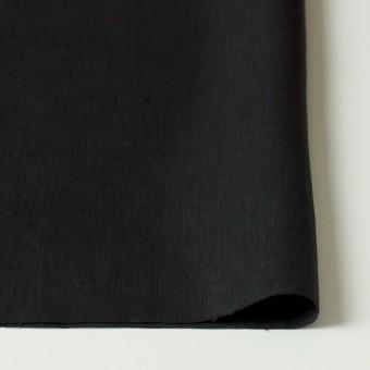 リネン×無地(ブラック)×オックスフォード サムネイル3