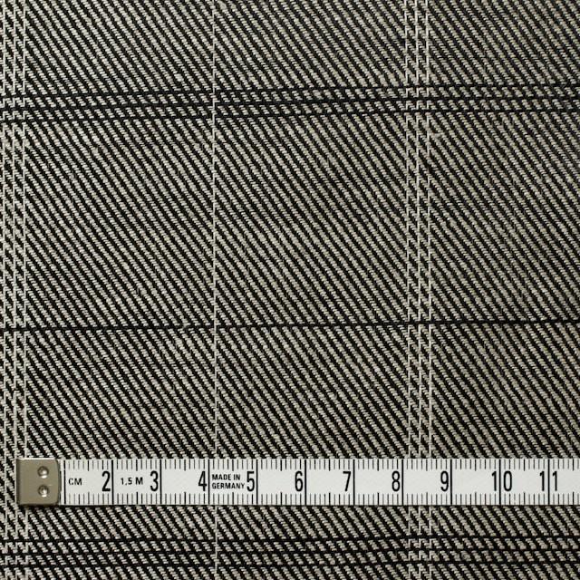 ラミー×チェック(キナリ&ブラック)×サージ イメージ4