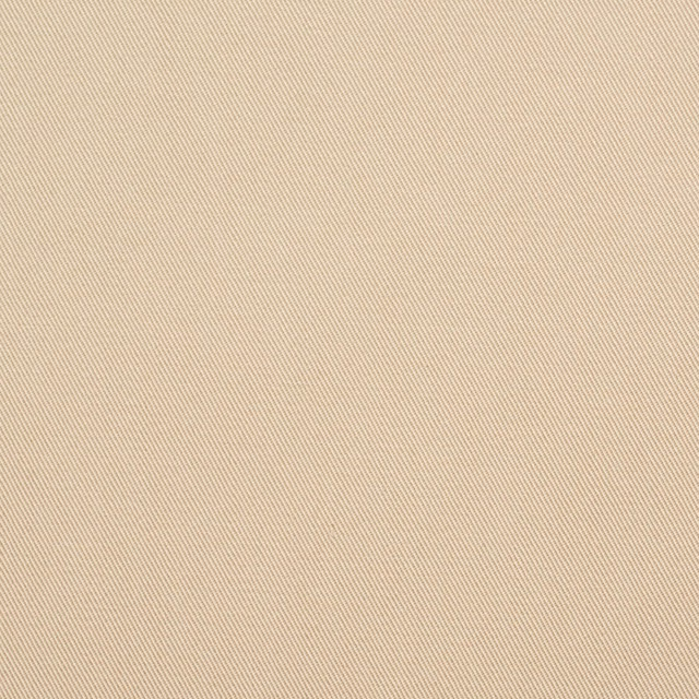 コットン×無地(ベージュ)×ギャバジン_全3色 イメージ1