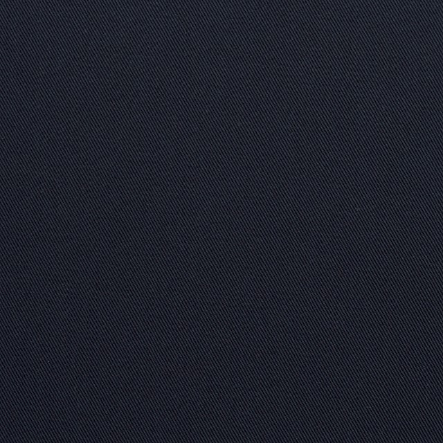 コットン×無地(ブラック)×ギャバジン_全3色 イメージ1