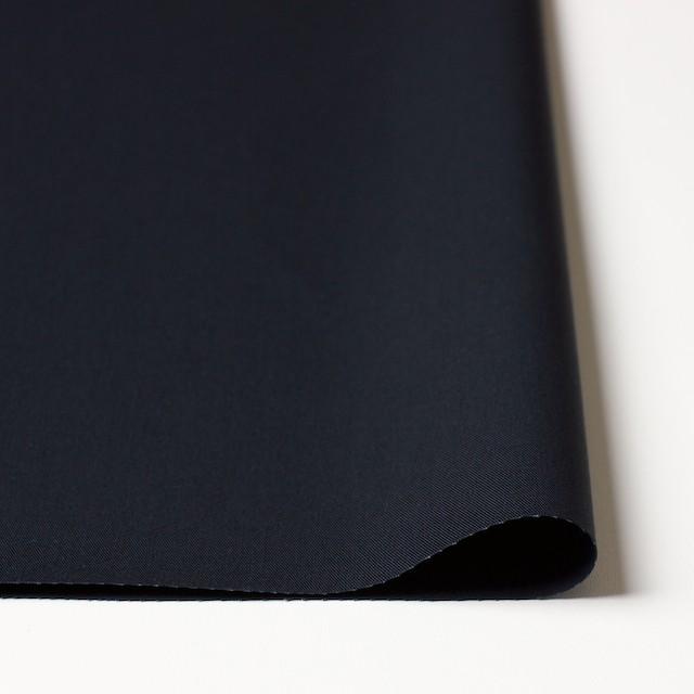 コットン×無地(ブラック)×ギャバジン_全3色 イメージ3