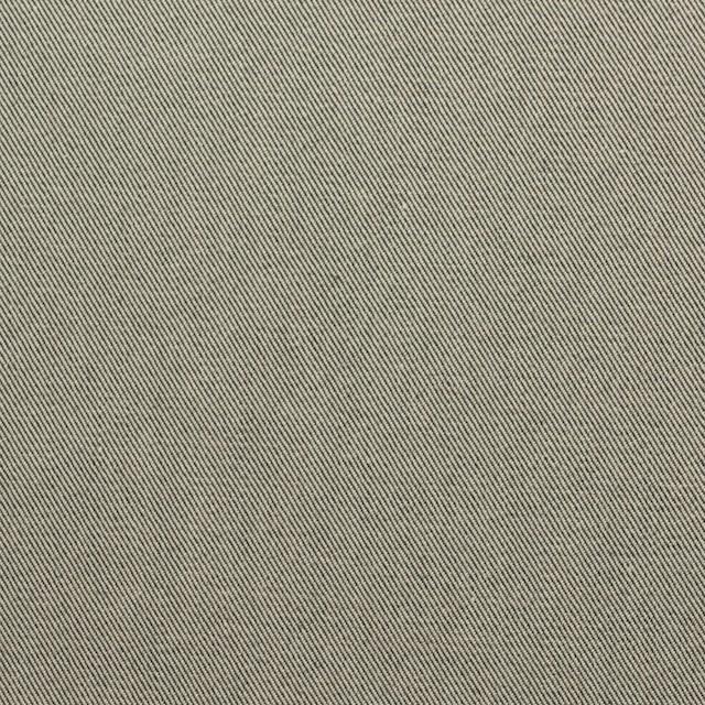 コットン×無地(キナリ&コゲ茶)×シャンブレーギャバジン_全5色 イメージ1