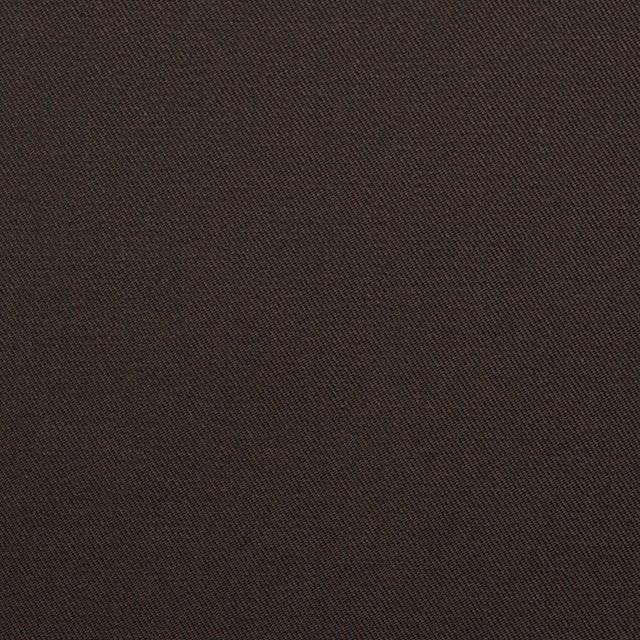 コットン×無地(ブラウン×コゲ茶)×シャンブレーギャバジン_全5色 イメージ1