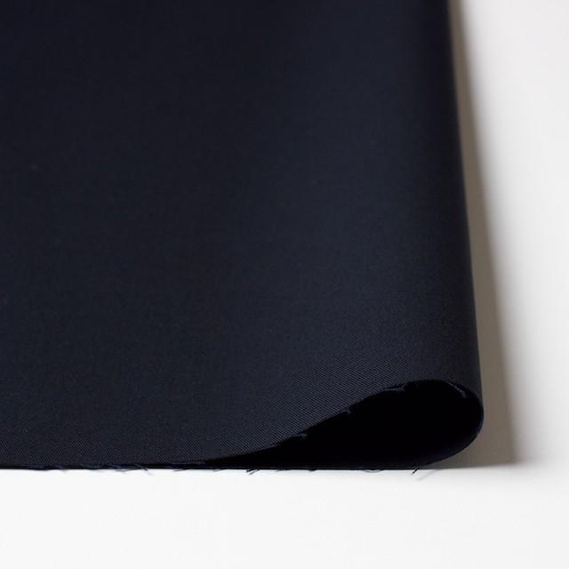 コットン×無地(ブラック×ネイビー)×シャンブレーギャバジン_全5色 イメージ3