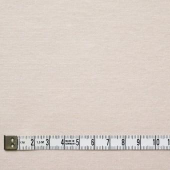 コットン&リネン×無地(アイボリー)×天竺ニット_全4色 サムネイル4