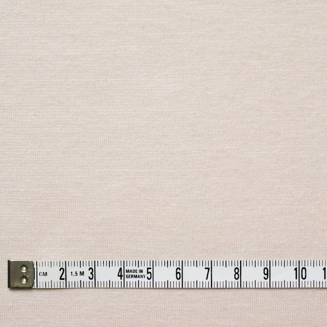 コットン&リネン×無地(アイボリー)×天竺ニット_全4色 イメージ4