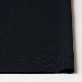 コットン&リネン×無地(ブラック)×天竺ニット_全4色 サムネイル3