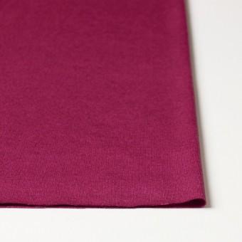 コットン&モダール×無地(チェリーピンク)×天竺ニット_全5色 サムネイル3