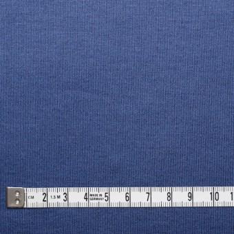 コットン&モダール×無地(グレープブルー)×天竺ニット_全5色 サムネイル4