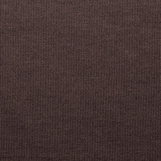 コットン&モダール×無地(ココア)×天竺ニット_全5色 イメージ1