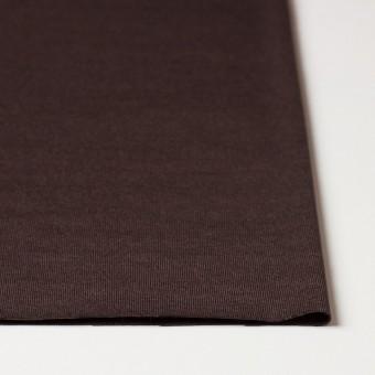 コットン&モダール×無地(ココア)×天竺ニット_全5色 サムネイル3