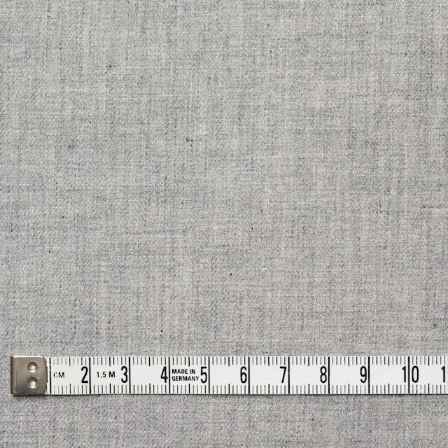 コットン&ウール×無地(グレー)×ビエラ イメージ4