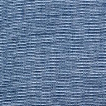 コットン&ウール×無地(ブルー)×ダンガリー_全3色 サムネイル1
