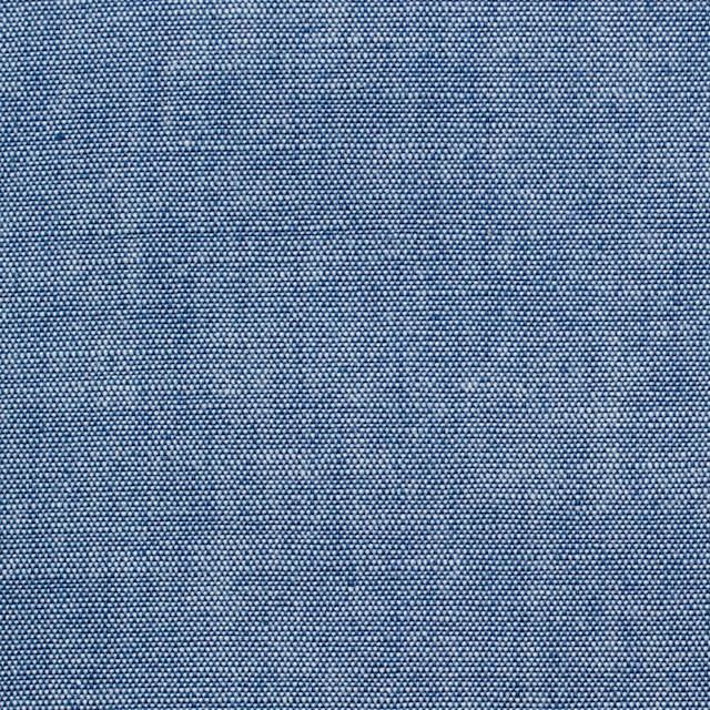 コットン&ウール×無地(ブルー)×ダンガリー_全3色 イメージ1