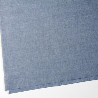 コットン&ウール×無地(ブルー)×ダンガリー_全3色 サムネイル2