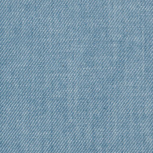コットン&ウール×無地(サックス)×ビエラ_全3色 イメージ1