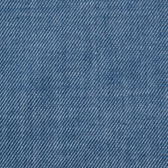 コットン&ウール×無地(ブルー)×ビエラ_全3色 サムネイル1