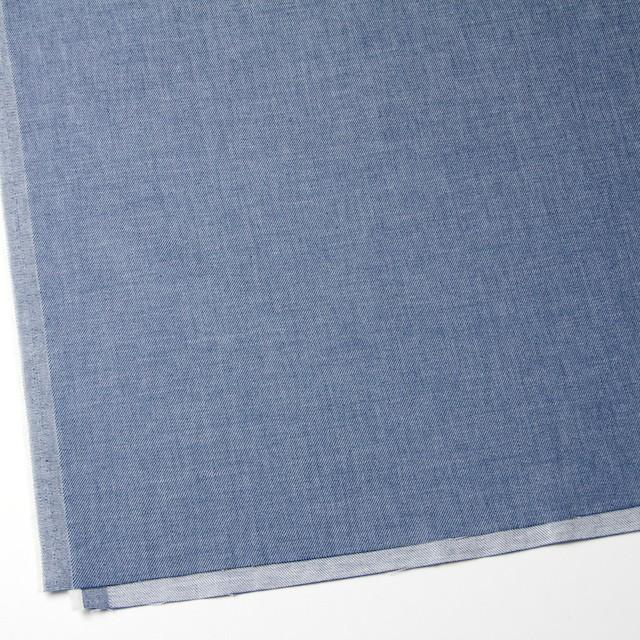 コットン&ウール×無地(ブルー)×ビエラ_全3色 イメージ2
