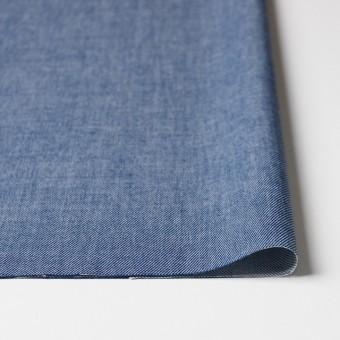 コットン&ウール×無地(ブルー)×ビエラ_全3色 サムネイル3