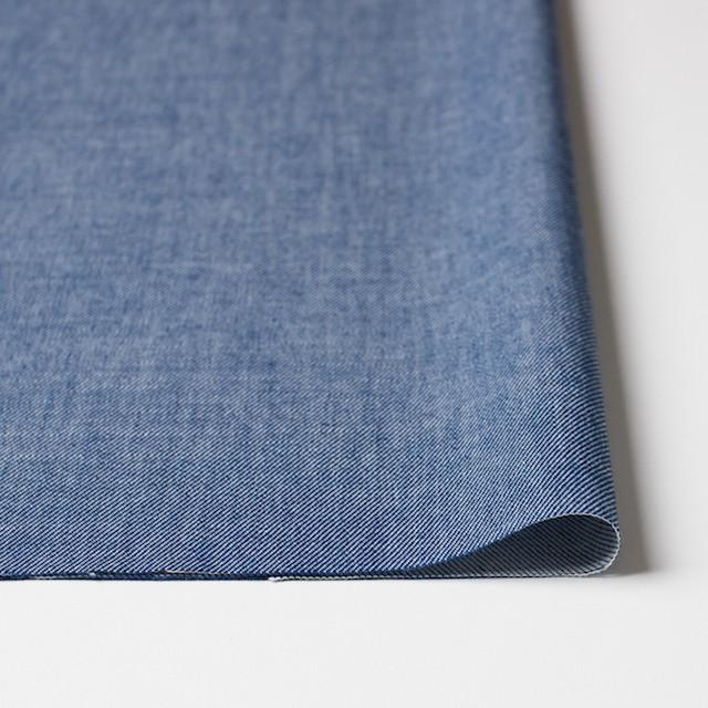 コットン&ウール×無地(ブルー)×ビエラ_全3色 イメージ3