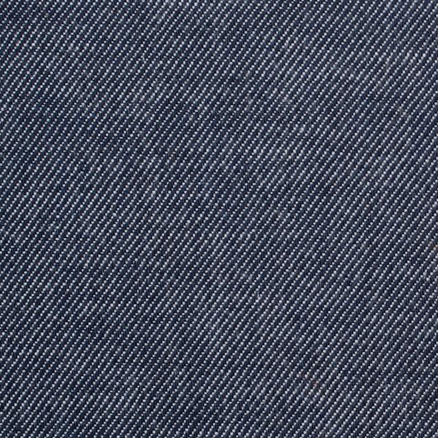 コットン&ウール×無地(ネイビー)×ビエラ_全3色 イメージ1