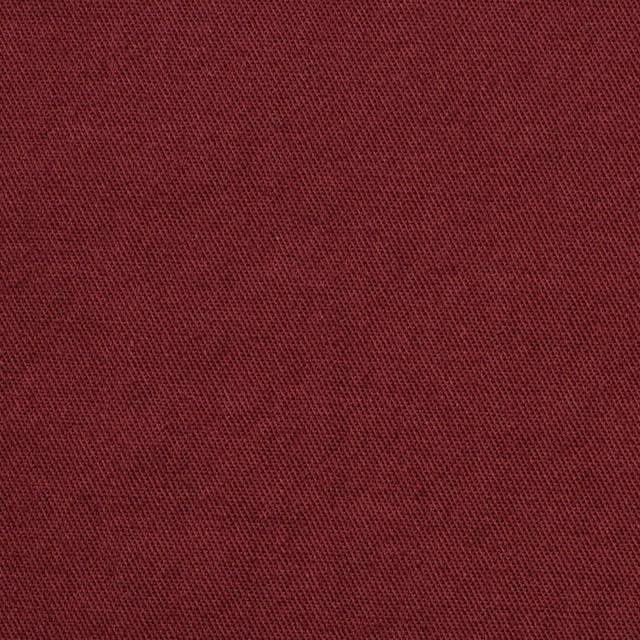 コットン&ウール×無地(エンジ)×ビエラ&ガーゼ_全4色 イメージ1