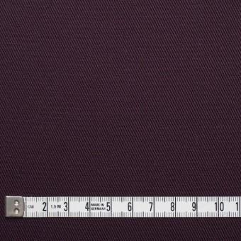 コットン&ポリウレタン×無地(ダークパープル)×チノクロス・ストレッチ_全2色 サムネイル4
